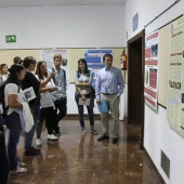 poster session at EUCAPA 2014